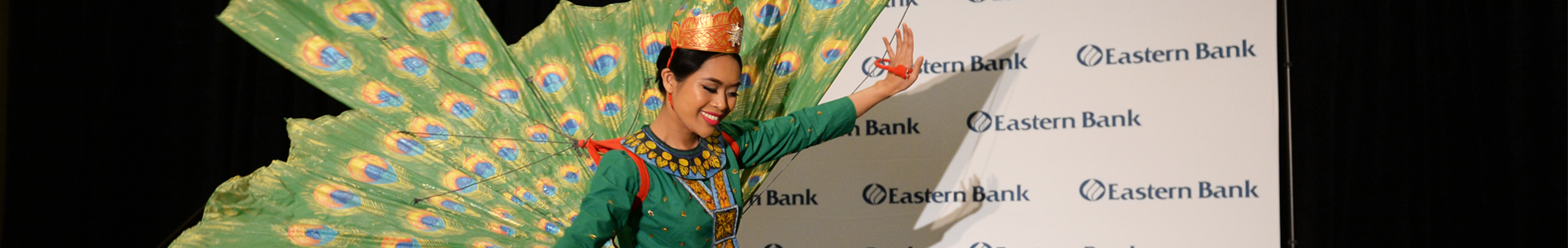 Foundation Celebration for Good: Woman preforming a traditional dance