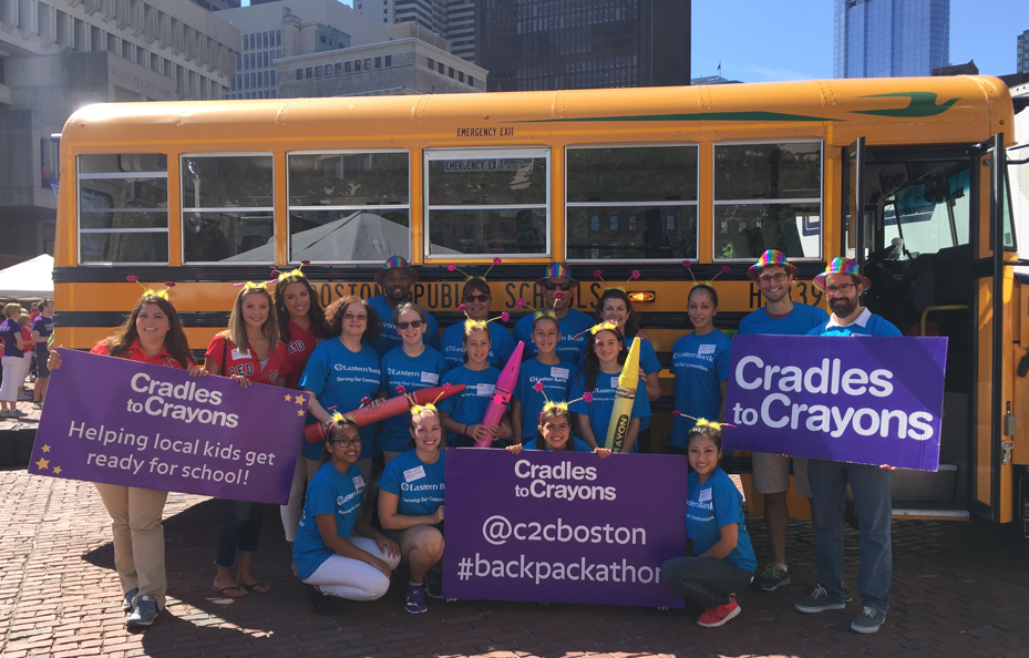 Communities for good: Cradles to Crayons
