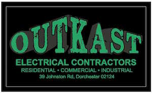 Outkast Electrical Contractors logo
