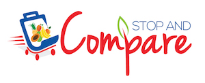 Stop and Compare logo