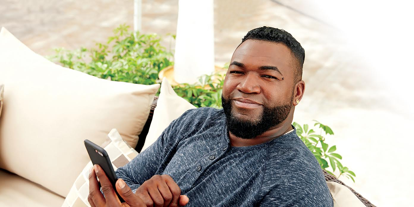 New Picture of David Ortiz