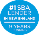 #1 Small Business Lender 9 Years Running