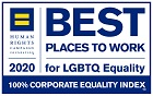 Best Places to Work for LGBTQ Equality award