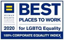 2020 HRC Best Places to Work for LGBTQ Equality