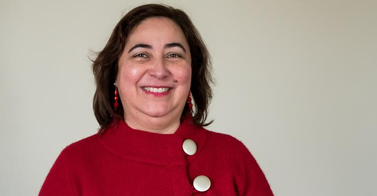 Marolí Licardié, M.Ed_., Executive Director of Family & Children's Service