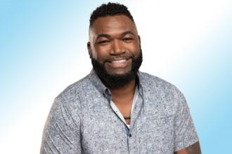 "David ""Big Papi"" Ortiz smiling"